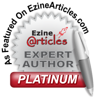 Ezine Articles Platinum Level Expert Author