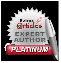 Ezine Articles Platinum Level Expert Author