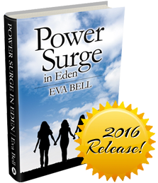 Power Surge In Eden - Novel By Eva Bell